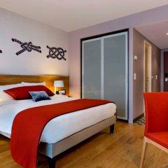 Отель Citadines Michel Hamburg комната для гостей