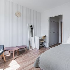 Апартаменты Local Nordic Apartments - Puffin Ювяскюля комната для гостей фото 3
