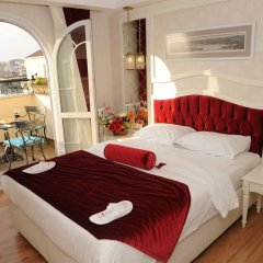 Albatros Premier Hotel Турция, Стамбул - 10 отзывов об отеле, цены и фото номеров - забронировать отель Albatros Premier Hotel онлайн комната для гостей фото 2