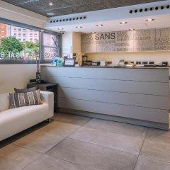 Отель Hostal Sans Испания, Барселона - отзывы, цены и фото номеров - забронировать отель Hostal Sans онлайн интерьер отеля