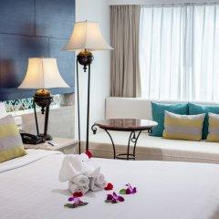 Отель Novotel Phuket Resort 4* Стандартный номер с различными типами кроватей фото 4
