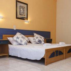 Отель Stephanie Rooms Греция, Агистри - отзывы, цены и фото номеров - забронировать отель Stephanie Rooms онлайн комната для гостей фото 5