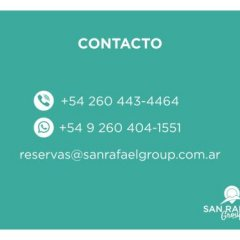 Отель San Rafael Group Hotel Аргентина, Сан-Рафаэль - отзывы, цены и фото номеров - забронировать отель San Rafael Group Hotel онлайн интерьер отеля