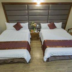 Отель Royal Sapa Hotel Вьетнам, Шапа - отзывы, цены и фото номеров - забронировать отель Royal Sapa Hotel онлайн комната для гостей фото 4