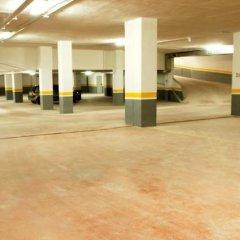 Отель Apartamentos Mediterráneo Real парковка