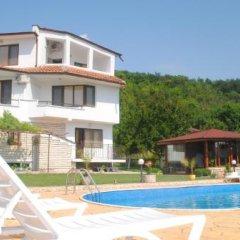 Отель Villa Rosa Балчик бассейн фото 3