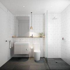 Отель Ribella Москва ванная