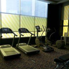 Отель Grand Millennium Amman фитнесс-зал