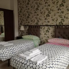 Отель Books Beds & Breakfast комната для гостей фото 3