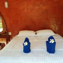 Отель Koh Tao Beachside Resort Таиланд, Остров Тау - отзывы, цены и фото номеров - забронировать отель Koh Tao Beachside Resort онлайн комната для гостей фото 2