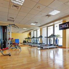 Abidos Hotel Apartment, Dubailand фитнесс-зал
