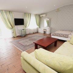 Гостиница Клумба комната для гостей фото 5