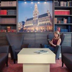 Отель Mercure Hotel Brussels Centre Midi Бельгия, Брюссель - отзывы, цены и фото номеров - забронировать отель Mercure Hotel Brussels Centre Midi онлайн развлечения