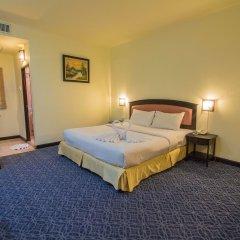 Отель Crystal Hotel Таиланд, Краби - отзывы, цены и фото номеров - забронировать отель Crystal Hotel онлайн комната для гостей фото 4