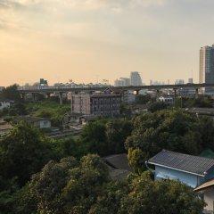 Отель The Link Onnut By May Бангкок балкон