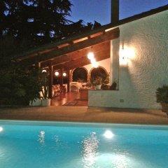 Отель Villa Donna Toscana Ареццо бассейн фото 3