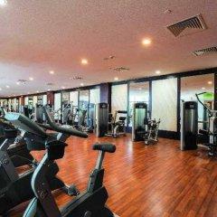 Отель The Kumul Deluxe Resort & Spa Сиде фитнесс-зал фото 2