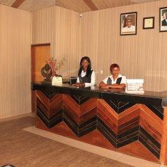 Отель Jacaranda Suites Нигерия, Калабар - отзывы, цены и фото номеров - забронировать отель Jacaranda Suites онлайн интерьер отеля
