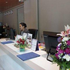 Отель Gm Suites Бангкок интерьер отеля