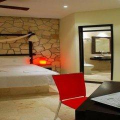 Отель Quinta Palmera Плая-дель-Кармен комната для гостей фото 5