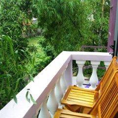 Отель Purple Garden Homestay балкон