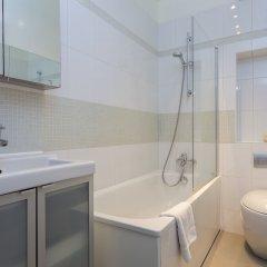 Апартаменты 1 Bedroom Apartment In Fitzrovia Sleeps 4 ванная