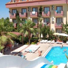 Отель Silver Сиде бассейн