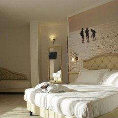 Hotel Sovrana & Re Aqva SPA комната для гостей фото 3