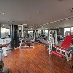 Отель Royal Ascot Hotel ОАЭ, Дубай - отзывы, цены и фото номеров - забронировать отель Royal Ascot Hotel онлайн фитнесс-зал фото 2