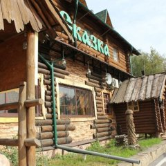 Hotel Complex Forest Fairy Tale детские мероприятия