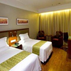 Отель Yitel Xian Big Wild Goose Pagoda Китай, Сиань - отзывы, цены и фото номеров - забронировать отель Yitel Xian Big Wild Goose Pagoda онлайн комната для гостей фото 2