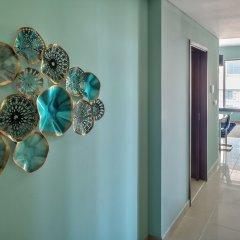 Апартаменты Dream Inn Dubai Apartments 29 Boulevard интерьер отеля фото 2