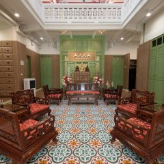 Отель Ama Hostel Bangkok Таиланд, Бангкок - отзывы, цены и фото номеров - забронировать отель Ama Hostel Bangkok онлайн интерьер отеля