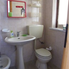 Апартаменты Apartment With 2 Bedrooms in Costarainera, With Wonderful sea View, Po Костарайнера ванная