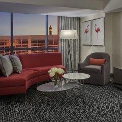 Отель Flamingo Las Vegas - Hotel & Casino США, Лас-Вегас - 11 отзывов об отеле, цены и фото номеров - забронировать отель Flamingo Las Vegas - Hotel & Casino онлайн интерьер отеля фото 3