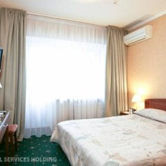 Гостиница Бега 3* Стандартный номер с разными типами кроватей