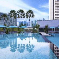 Отель Pan Pacific Singapore бассейн фото 3