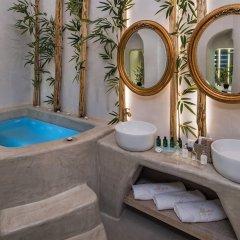 Отель Athina Luxury Suites Греция, Остров Санторини - отзывы, цены и фото номеров - забронировать отель Athina Luxury Suites онлайн спа
