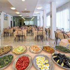 Отель Roby Италия, Риччоне - отзывы, цены и фото номеров - забронировать отель Roby онлайн питание фото 2