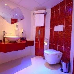 Dora Beach Hotel ванная