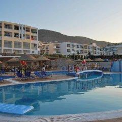 Mediterraneo Hotel - All Inclusive бассейн