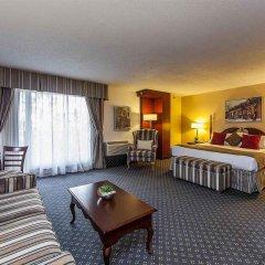 Отель Le Nouvel Hotel & Spa Канада, Монреаль - 1 отзыв об отеле, цены и фото номеров - забронировать отель Le Nouvel Hotel & Spa онлайн комната для гостей фото 4