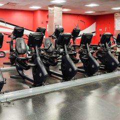 Отель Vanderbilt YMCA фитнесс-зал