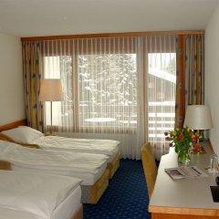 Отель Cresta Sun Швейцария, Давос - отзывы, цены и фото номеров - забронировать отель Cresta Sun онлайн комната для гостей фото 3