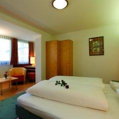 Отель Das Zentrum Австрия, Хохгургль - отзывы, цены и фото номеров - забронировать отель Das Zentrum онлайн комната для гостей фото 2