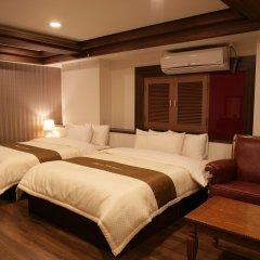 Отель Hill house Hotel Южная Корея, Сеул - отзывы, цены и фото номеров - забронировать отель Hill house Hotel онлайн комната для гостей фото 3