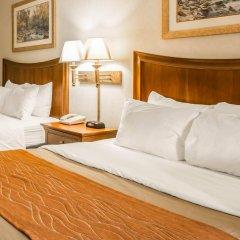 Отель Rodeway Inn And Suites On The River Чероки удобства в номере фото 2