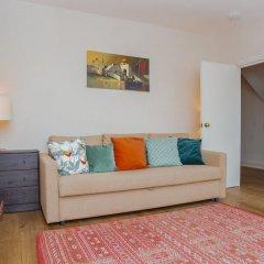 Апартаменты 2 Bedroom Apartment With Park Views in Brixton комната для гостей фото 5