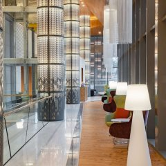 Radisson Blu Hotel & Residence, Riyadh Diplomatic Quarters интерьер отеля фото 2
