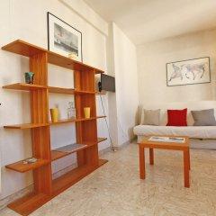 Апартаменты Large studio dowtown in Nice near tramway Ницца комната для гостей фото 5